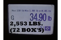 "(72) Lincoln Superarc LA-75 .035"" Welding Wire ED035582, Pallet Quanity"
