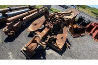 20,000 LB. Ship Anchor, Stockless Type Anchor