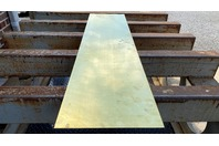 ".090"" Brass Sheet,  C260 Yellow Brass 12"" x 48"""