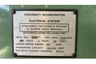 Cincinnati 375 Hydraulic Shear,  3/8 x 10 FT