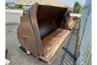 JRB   5 YARD Bucket w/Heel Guards  600 CLASS WA380-7 Loader AKR57757