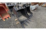 "36"" Excavator Bucket, 200 Class,  80mm pins, 330mm inside ears"