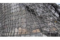 InCord Roc-Bloc 2K Safety Net with Debris Containment Liner - 18' x 50'