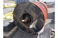 "Piranha  Sewer Cleaning Jetter Hose & Hydraulic Reel 1 1/4"" 2500 PSI, SP20"