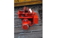 AAI Corporation LO-HED 1/2HP Monorail Tractor Power Trolley , E-1/2