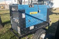 Miller Big Blue 300 Pro DC Welder Generator CC/CV, 2011 Kubota Diesel
