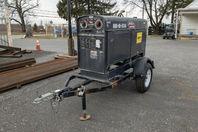 Lincoln SAE-500 Diesel Welder Engine-Driven  Welder/Generator Kubota Turbo