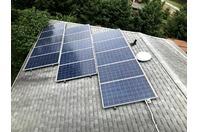 230 Watt Solar Panel, Yingli Photovoltaic Module with Inverter 208/240vac
