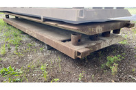 20 FT Trench Box 20' x 6' Trench Shield