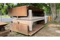 "12-1/2 FT Trench Box 12'8"" x 7' Manhole Trench Shield"