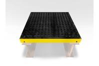 NEW 5 FT x  5 FT  Welding Platen Cast Iron Layout Table 5x5 Acorn Style