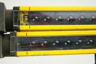 STI Microsafe  Light Curtain Transmitter & Reciever , MC4200 Series