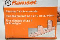 "(198) Ramset  Drive Pins  3"" (76mm) , 1524"