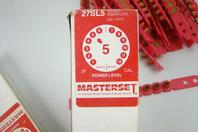 (3) Masterset Inc. Caliber Strip Loads  , 27SL5