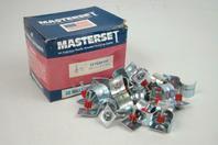 "Masterset Inc.  Fasteners  .300 x 1 1/4"" W/3/4"" strap , CC75-DP125"