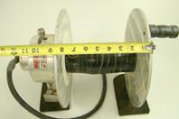 Alumna Reel  Welding Cord Reel  500 Amp, Holds 125 FT 2/0, WCR 100