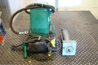 GreenLee 975 Hydraulic Power Pack & Cylinder 120 VAC 60 HZ 1 Phase , LR68210