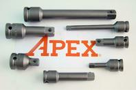 "APEX USA  3/8"" & 1/2"" Drive Extension Assortment Set"