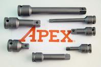 "APEX USA  3/8"" & 1/2"" Drive Extension Assortment Set"