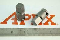 (2) APEXUSA  3/8 x 1/2 Socket Adapter  , EX-503