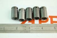 "(5) Apex  Deep Socket  3/8"" , M-1112"