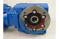 Electromec  1/4 HP, 6RPM Gear motor with Brake, 115/208-230v , No. S254C
