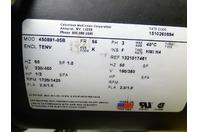 Budgit  1/2TON Electric Chain Hoist, 230/460v 3PH , BEHC5016