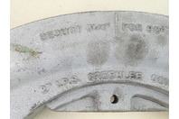 "GreenLee  2"" Bender Shoe for Rigid Conduit Pipe Tubing  , 5010922"