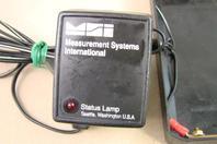 Measurement Systems International  Rechargable Battery Access  , C00502-1