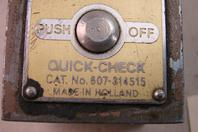 DoALL  Quick- Check Adjustable Dial-Indicator Magnetic Mount , 607-314515