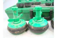 GreenLee  PVC Plug Set  , 859-4