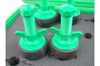 GreenLee  PVC Plug Set  , 859-4