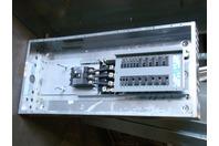 Square D  225A, 150A MAIN NQ0D E2 3-PH Panel Board 240vAC , NQ0D430L225CU