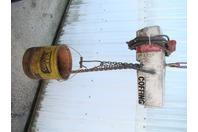 Coffing  Electric Chain Hoist  2Ton , 20' chain , EC.4008.3