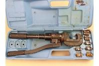 Burndy Hydraulic Cirimper Crimping Tool and Die Set , 600606