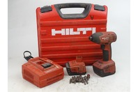 Hilti  Screw Impact Driver w/ Batteries, and Charger  , SID 144-A 01