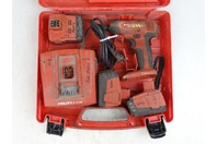 Hilti  Screw Impact Driver w/ Batteries, and Charger  *For Parts* , SID 144-A 01