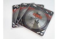 "(3) Morse  Metal Devil Circular Saw Blades 8"" Thin Steel 203mm , 68T"