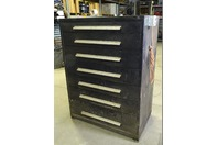 Stanley Vidmar   Industrial Tool Chest , 7 Drawer