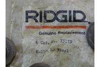 (6) Ridgid  33175 E-2191 Replacement Tubing Cutter Wheels , E-2191