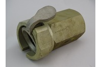 """Tuthill  TC Quick Seal Tube Connector  3/4"""", TC01332057-1 1/2 11 P"""