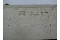"""Tuthill  TC Quick Seal Tube Connector  3/4"""", TC-1328-57-1 5/8"""