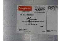 Hoffman  Steel Wireway Tee Fitting  , F66GTGV