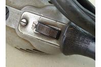 "SkillSaw  4"" Portable Die Grinder  115Volts RPM:4500 , 339672"
