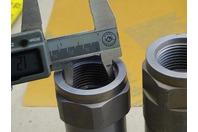 "Holmbury Flat Face Hydraulic Quick Coupler Set, 3/4"" Body, 1-5/16""SAE  , HQ19-M-16S"