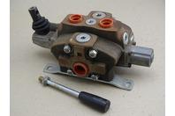 Walvoil Hydraulic Manual Control Valve Operator , 1-Spool
