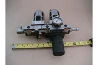 SMC Filter Regulator & Lubricator 140 PSI , FRC159334-S