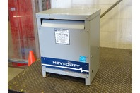 Hevi Duty  15kVA Transformer 480dx208y/120v 3-PH , ET2H15S