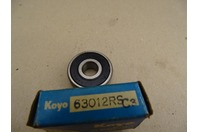 Koyo  Ball & Roller Bearings  , 63012RSC3