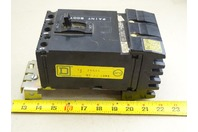 Square D Company  Thermal- Magnetic Circuit Breaker  Volts 480 50/60Hz, 250VDC , FA34060